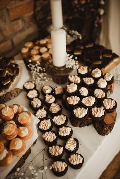 If your dream day is all about old world glamour and classic romance, you'll find lots of inspiration in this real wedding at Trudder Lodge in Ireland. Lodge Wedding, Wedding Table, Wedding Desserts, Wedding Cakes, Cake Table, Dessert Tables, Wedding Cake Alternatives, Traditional Wedding Cake, Fairy Cakes
