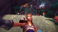 My Pandaren makes a pretty belf... :) #Selfie #Warcraft