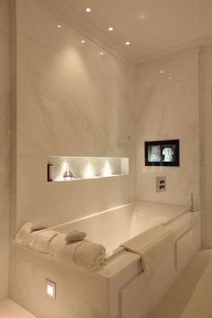 Bathroom Lighting Design | John Cullen Lighting. Love the range of lighting at…