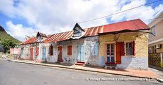 Old Houses at Venus - Port Louis - Vintage Mauritius