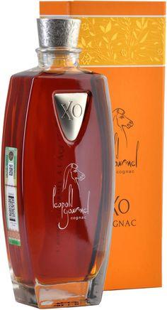 LEOPOLD GOURMEL XO Alcohol Mixers, Alcohol Bottles, Liquor Bottles, Perfume Bottles, Samuel Adams, Most Expensive Liquor, Whisky, Wine Bottle Design, Strong Drinks