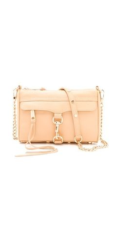 Loving this color for Spring: Rebecca Minkoff