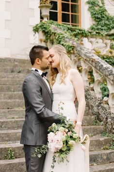 Styled Elopement at the Chateau de Reignac in the Loire Valley, France - Jacksonville, Florida Wedding Planner and Coordinator | Flaire Weddings & Events