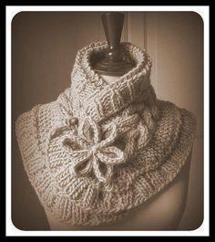 Tour de cou en laine : Echarpe, foulard, cravate par pompadours