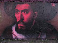 El Mac's Most Amazing Street Art.