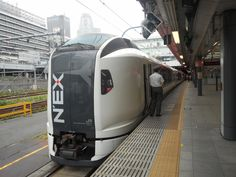 """E259 series Limited Express """"N'EX"""" No.12"""