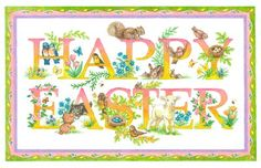 Thinking of You at Easter Greeting Card - Easter Printable Card | American Greetings