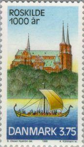 Roskilde Cathedral & Viking Longship