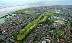 Royal Lytham & St. Annes Golf Club played host to the 141st Open Championship. (Photograph by David Cannon/R/R via Getty Images)