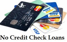 No credit check loans are figure one kind of advance which will prove useful to all the poor credit holders of US