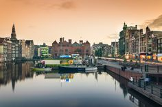 Amsterdam has peaceful waterways with beautiful buildings at the quays. If you want more info about renting a boat in Amsterdam and sail for yourself go to: https://www.meetthecities.com/guide/amsterdam/amsterdam-activities-canal/