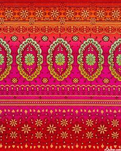 Royal Mendhi - Dreams of India - Paprika/Gold