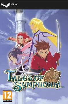 Tales of Symphonia (STEAM GIFT) DIGITAL 10,04€