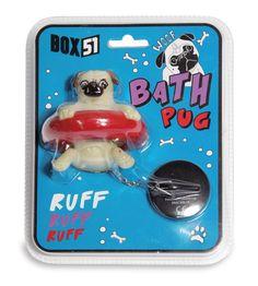 Box 51 Bath Pug: Amazon.co.uk: Toys & Games