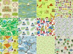 Feeling lost? Vote for your favorite map fabrics