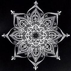 Mandala by LiduenKvaedhi on DeviantArt
