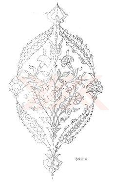 Folk Embroidery Patterns Turkish Motifs and patterns Islamic Art Pattern, Arabic Pattern, Pattern Art, Embroidery Motifs, Embroidery Designs, Turkish Art, Name Art, Illuminated Manuscript, Cool Doodles