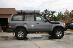 Click this image to show the full-size version. Toyota 4x4, Toyota Trucks, Toyota Suvs, Land Cruiser Fj80, Toyota Land Cruiser 100, Landcruiser 80 Series, Fiat 128, Prado, My Ride