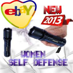 Women Self Defense-Newest Model RD + 2013 = POLICE PROTECTION
