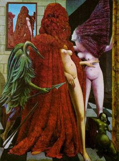 max ernst paintings - Google Search