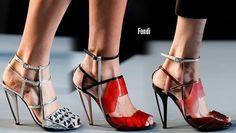Milan Fashion Week Spring 2014 Shoes trends part 2 | FashionEnds.