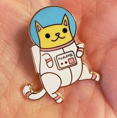 29 Products That'll Probably Make Cat Owners Laugh Out Loud Cute Cats, Funny Cats, Exploding Kittens, Right Meow, Like A Cat, Cat Pin, Space Cat, Cat Jewelry, Out Loud