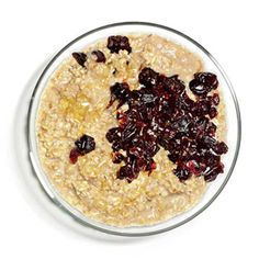 Muesli with Cherries http://www.womenshealthmag.com/weight-loss/healthy-breakfast-recipes?slide=14