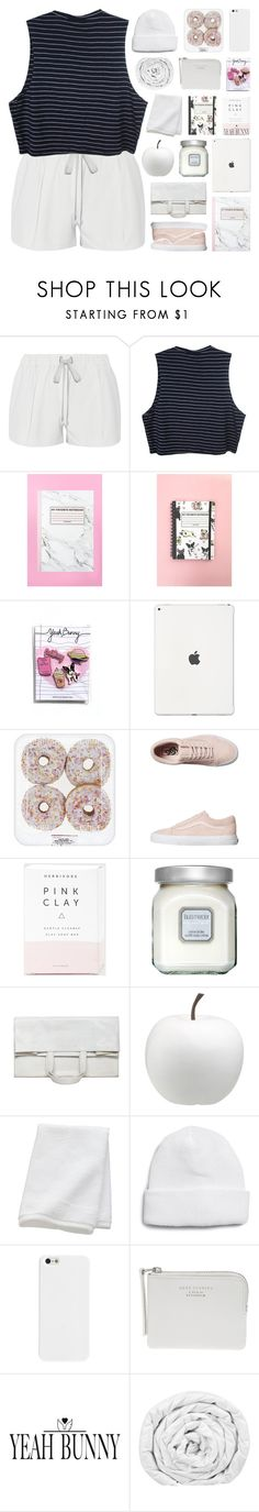 """demure"" by randomn3ss ❤ liked on Polyvore featuring Elizabeth and James, Yeah Bunny, Vans, Laura Mercier, Maison Margiela, CB2, Topman, Acne Studios and Brinkhaus"