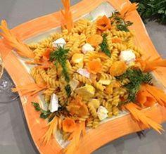 Cuochi per caso...o per forza!!: FUSILLI ALLE CAROTE E SALVIA da La Prova del Cuoco...