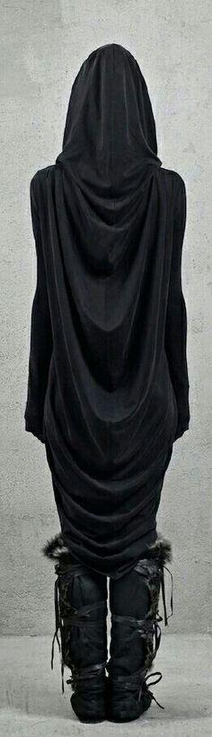 I love this draping.