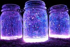 justgirlythings - diy fairy glow jars - Girlscene