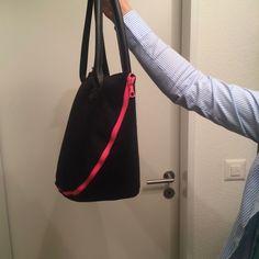 Handbag by Oliver Muenzenmayer Sling Backpack, Backpacks, Bags, Handbags, Backpack, Backpacker, Bag, Backpacking, Totes