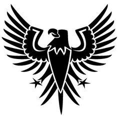 Eagle Vector Clip Art