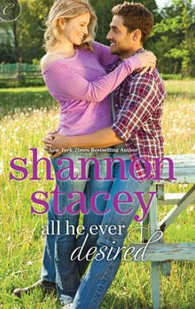 Clear Eyes, Full Shelves Blog - Review: All He Ever Desired by ShannonStacey - a fun, quick read with unexpected depth