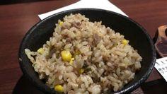 Yummy Garlic Rice from Ikinari Steak in #akasaka #tokyo #japan - #imenehunes #food #yum #garlicrice #ikinaristeak