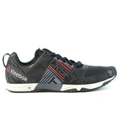 Reebok Men\u0027s CrossFit Sprint 2.0 Cross-Training Shoes, Size: 10.5, Black/Red