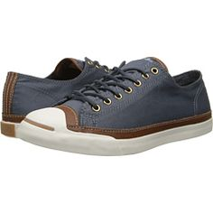 Converse Jack Purcell® Leather & Textile Jack