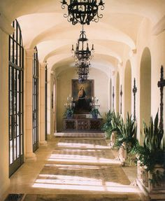 Tuscan Spanish Design, Decor and Ideas