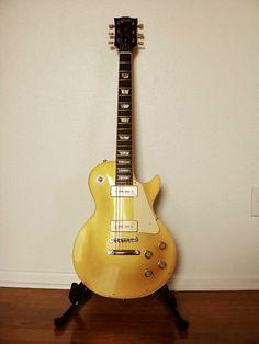 Gibson Les Paul Coffee Table