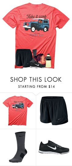 """""""track killed me"""" by shenry2016 ❤ liked on Polyvore featuring NIKE"""