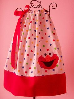 cute dress-thank you Crystal Cook for a fabulous 2nd bday dress for my daughter very similar to ths one!!!