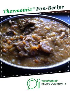 Lamb Stew by thermosimsa. A Thermomix <sup>®</sup> recipe in the category Main dishes - meat on www.recipecommunity.com.au, the Thermomix <sup>®</sup> Community.