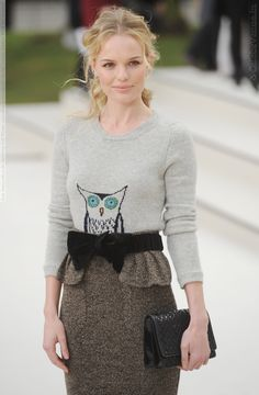 Kate Bosworth at the Burberry Fall-Winter 2012 show womenswear during LFW (20.02.2012) - 9 HQ pictures  #KateBosworth See full set - http://celebsvenue.com/kate-bosworth-at-the-burberry-fall-winter-2012-show-womenswear-during-lfw-20-02-2012-9-hq-pictures/