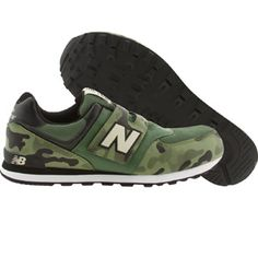 New Balance Big Kids KV574GCY KV574GCY - $49.99