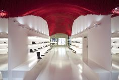 Shoe store - interior design - Camper Together / Atelier Marko Brajovic
