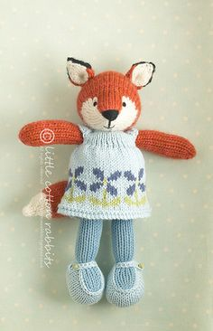 Fontanne by Little Cotton Rabbits