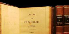 "First Edition ""Pride and Prejudice"" ~ turns 200! | Jane Austen Addict Blog"