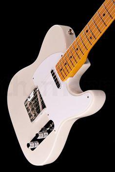 Fender 50s Tele Lacquer MN WB - Thomann Sverige