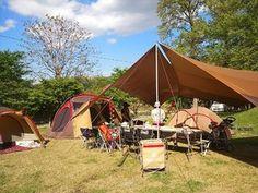 2013年春キャンプ 秩父スプラッシュガーデン