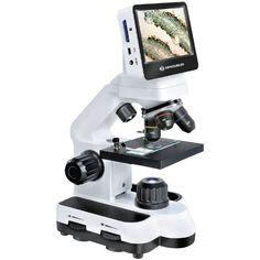 Explore Scientific Bresser LCD 40x –1600x Microscope 5201002